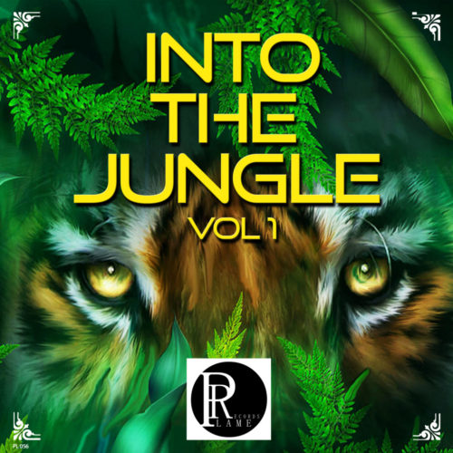 INTO THE JUNGLE vol 1 - pl056 - TIGRE