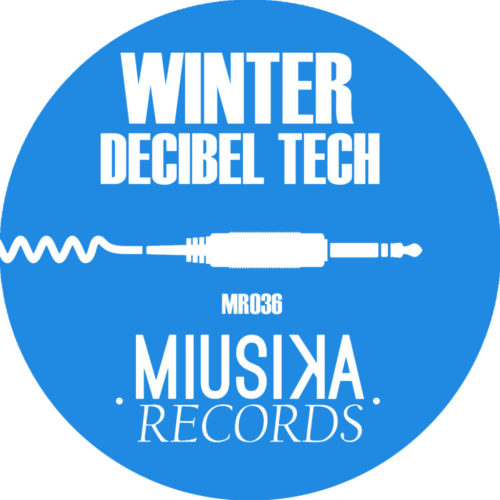 WINTER DECIBEL TECH - MR036
