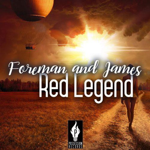 red legend