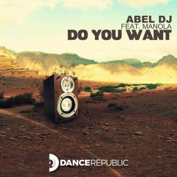 copertina Abel Dj