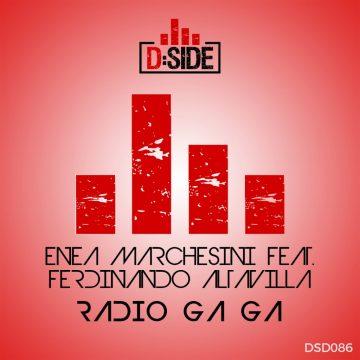 DSD086 RADIO GA GA